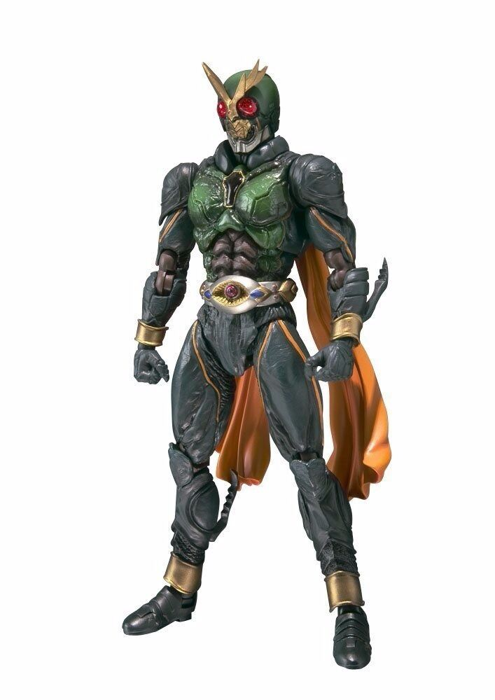 S.H.Figuarts Madked Ultraman Anderer Agito Actionfigur Bandai aus Japan