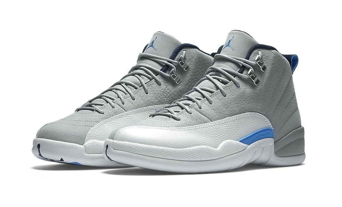 Nike Air Jordan 12 2018 Wolf Sneakers - Comfortable The most popular shoes for men and women