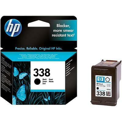 HP 338 No. 338 C8765E Original Black Printer Ink Cartridge for DJ 5740