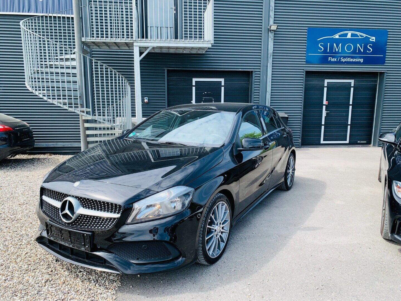Mercedes A180 d 1,5 Urban aut. 5d - 1.850 kr.
