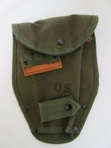 US Army Spatenhülle Klappspatenhülle M56 Entrenching Tool Cover NAM Vietnam