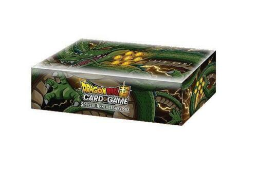 Shenron Design Special Anniversary Box Brand DragonBall Super Card Game