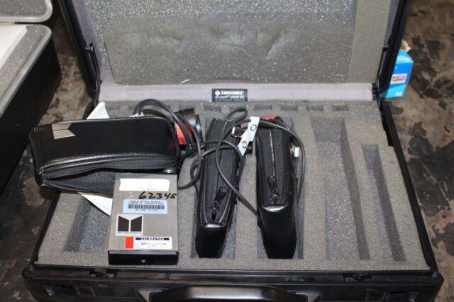 Metrosonics PM -7700 Personal Monitor SET OF 3