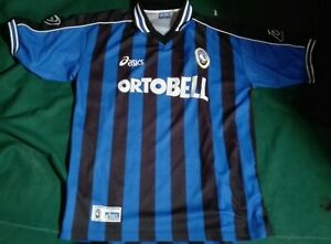Maglia calcio ATALANTA ortobell TG XL football shirt trikot ...