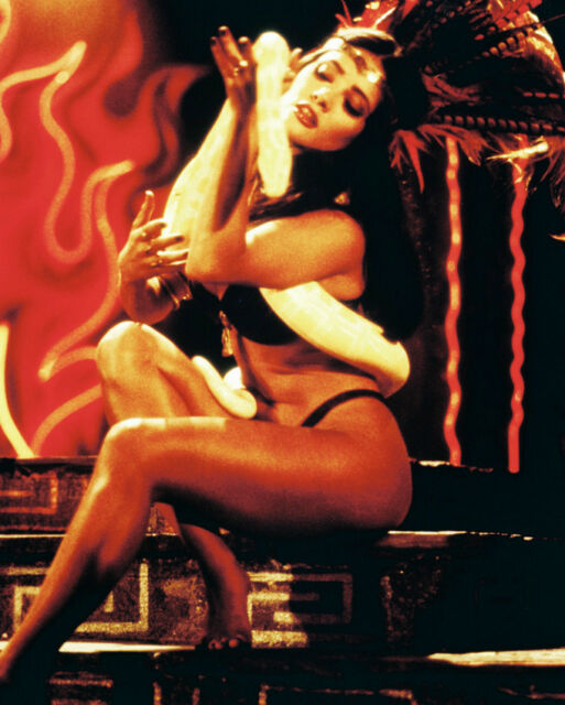 FROM DUSK TILL DAWN SALMA HAYEK 8X10 PHOTO