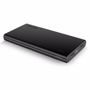 EasyAcc 2nd Gen 10000mAh USB Power Bank pack Battery charger For Mobile Phone
