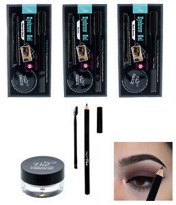 Waterproof-Eye-Brow-Eyeliner-Eyebrow-Gel-amp-Pen-Pencil-Makeup-Cosmetic-Tool-24-Hr