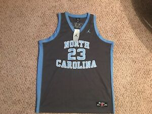 save off 302ed 4eaeb Details about Michael Jordan North Carolina College Jersey