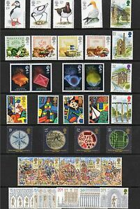 1989 YEAR SET MNH BELOW FACE VALUE MORE LISTED