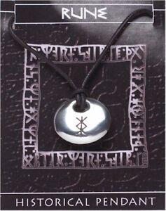 Historical-Pendant-Rune-Protection-Pendente-storico-Runa-Protezione