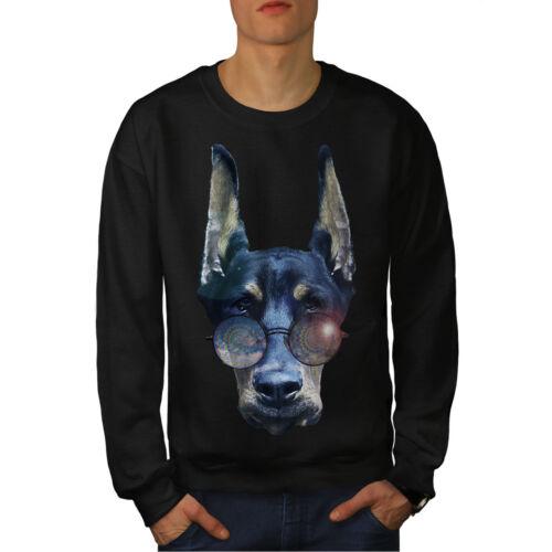 Cool Dog Doberman Animal Men Sweatshirt NEWWellcoda