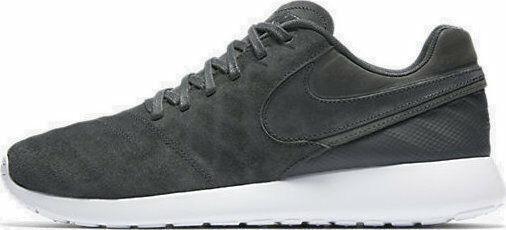 Nike Men's Roshe Tiempo VI FC Anthracite Anthracite-White 852615-004 Sz 8 - 11
