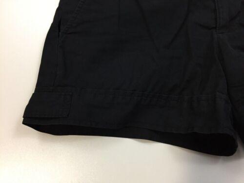con neri e con Club in bottoni Pantaloncini bottoni tasche Monaco cotone wAB6wqI