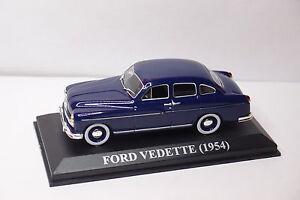 altaya ford vedette 1954 1 43 ebay. Black Bedroom Furniture Sets. Home Design Ideas