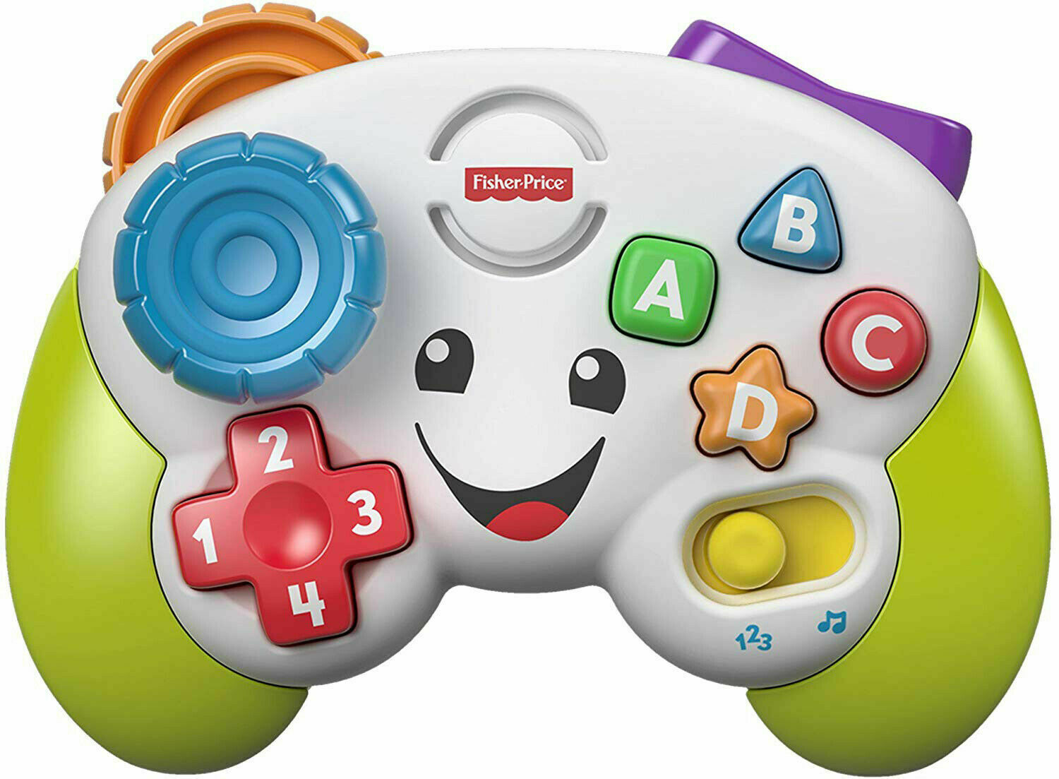 Educational Toys For Baby Learn Fisher-Price Baby Game Controller Toddler Play 5