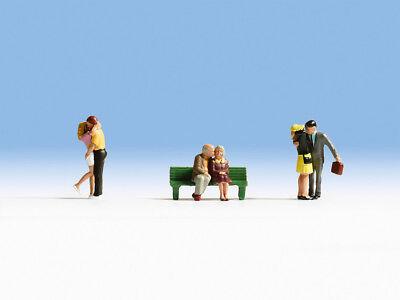 Ancora 15510 Traccia H0, Personaggi Coppie Amore #neu In Ovp #-mostra Il Titolo Originale