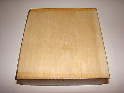Kantel 1m=23€ Holz Birke 6,0-6,5x6,0-6,5x30cm Birkenholz Drechselholz