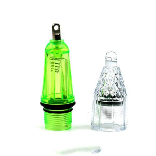 Unterwasserfischen Licht LED Wasserdichte Fisch Lampe Künstliche Köder12 cm Sm