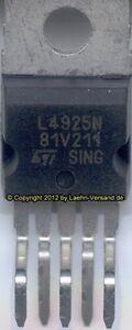 L4925N-L-4925-N-Spannungsregler-Ic-oft-in-Kfz-Kombiinstrument-eingesetzt-NEU