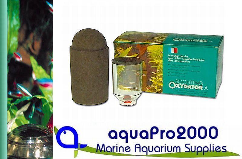 Söchting OXYDATOR a per acquari fino a 400 LITRI-ossigenazione -