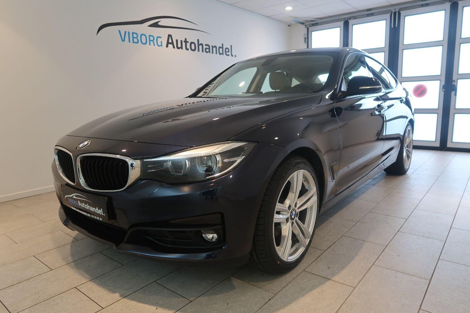 BMW 320d 2,0 Gran Turismo aut. 5d - 279.700 kr.