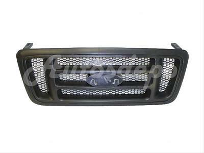 Grille Assembly Grille Textured Dk Gray Frame W/Honeycomb Insert 2004-2008 F150