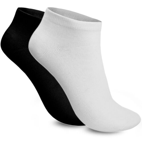6 OR 12X Womens Trainer Ladies Socks Everyday Liners Sports Adults Designs 4-7