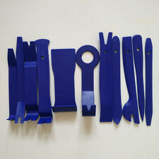 11pcs Car Door Trim Panel Mold Clip Retainer Remover Removal Pry Tool Kit