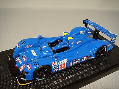 Ebbro 1 43 Zytek 07s Le Mans 2007 A.Fernandez   H.Kupinkwa   R.Kerr