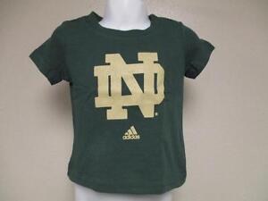 New-Minor-Flaw-Notre-Dame-Irish-Infant-12m-18m-24m-NFL-Team-Apparel-Shirt