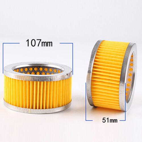 Auspufftopf Filter Element Ersatz Gelb Ersatz Luftkompressor Stummschalter