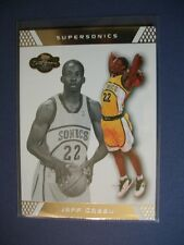 JEFF GREEN 2007-08 Topps Co-Signers #74 Sonics RC /499