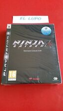 NINJA GAIDEN SIGMA 2 COLLECTOR PS3 SONY NEUF SOUS BLISTER VERSION FRANCAISE