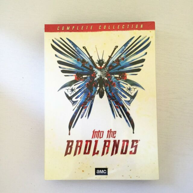 Into The Badlands Complete Tv Series Collection Dvd Seasons 1 2 3 For Sale Online Ebay