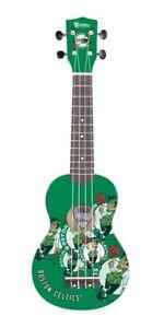 Woodrow Boston Celtics Ukulele