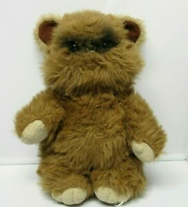 "Star Wars Vintage 1983 WICKET THE EWOK Plush Toy 16""  Stuffed Toy Kenner"