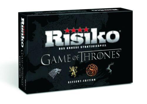 Risque Game of Thrones GoT COMBAT-edition jeu de plateau Jeu de Société Allemand