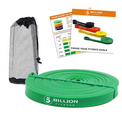 5BILLION Resistance Stretch moderne Loop-Band Gym CrossFit Yoga elastischen Gumm