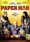 Paper Man 0030306975399 DVD Region 1 P H
