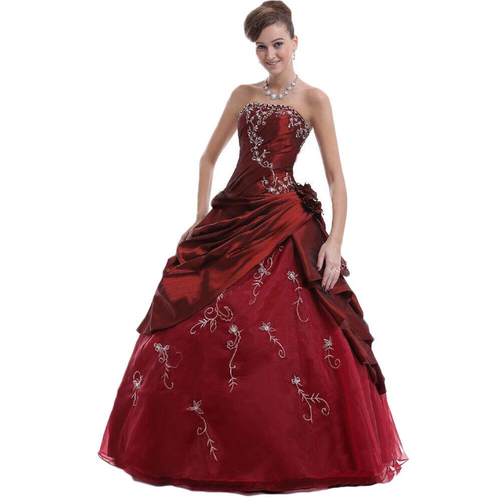 Abendkleid, Brautjungfer Kleider,Ballkleid Brautkleid 8 Farben Farben Farben und Größen 0723c4