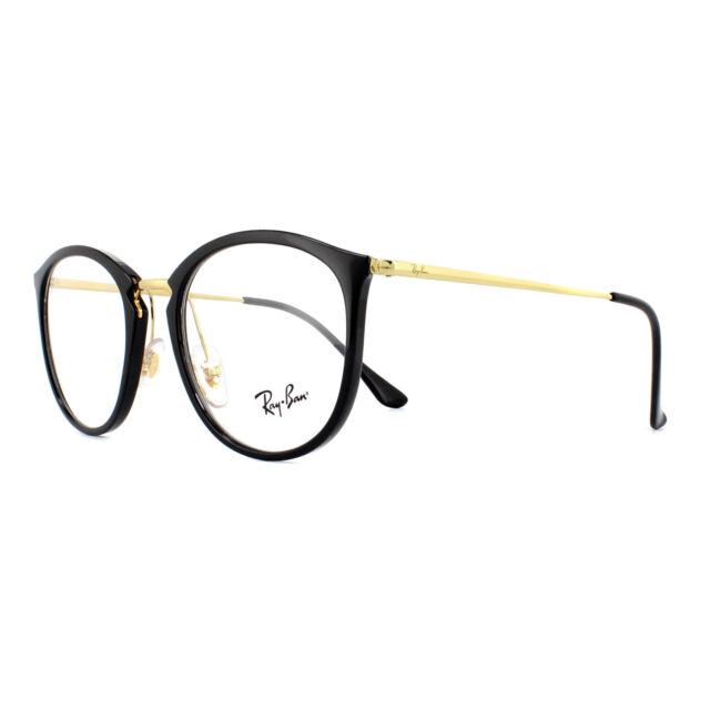 a36089cd0f7e2 RAYBAN Frame for Glasses Vista RB 7140 Ray Ban Colour 2000 Eyewear ...