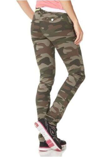 Femmes Neuf Militaire Avec Camouflage 38 Gr Pantalon 40 Ceinture Tubes Kangaroos F84Hw