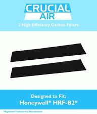 2 Honeywell Carbon Filters Fit HHT-08X HHT-090 HPA-X50 HHT-X55 16200 # HRF-B2