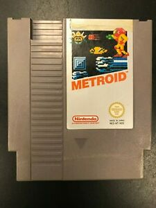 Metroid-NES-PAL-Cartridge-Only-Tested-1985-DAS-NES-MT-NOE-Nintendo-See-Pictures