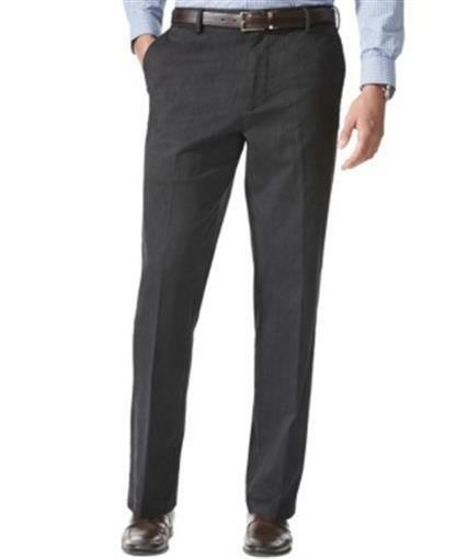 Dockers Mens Comfort Khaki Relaxed-Fit Flat-Front Pant