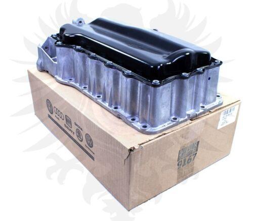 NEW GENUINE VW Mk4 2.0 TDI Mk6 Hybrid Steel Bottom Oil Sump Pan 038103601NA