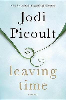 1 of 1 - Leaving Time by Jodi Picoult (Hardback, 2014)