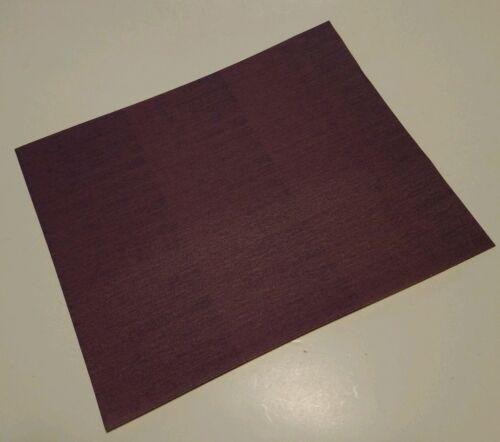 Lot of 12 3M Pro Grade Precision 9x11 P220 Grit Fine Sanding Sheets No-Slip Grip