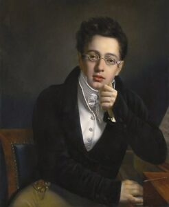 oil-painting-100-handpainted-on-canvas-034-The-young-Schubert-034