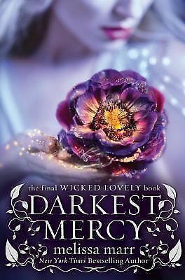Darkest Mercy (Wicked Lovely)-ExLibrary